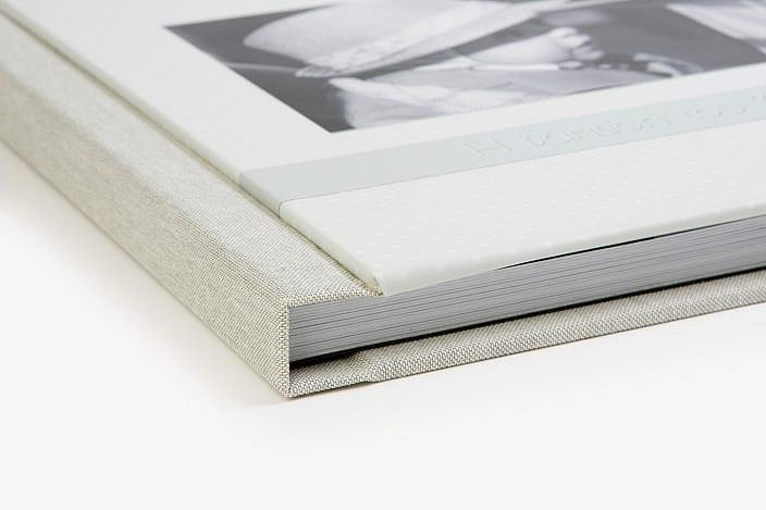 Photo Cover Flush Mount Album LP-303