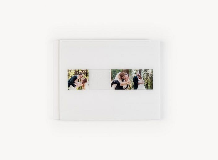 Plexiglass Cover Flush Mount Album PG-320